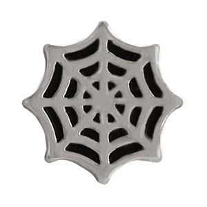 Picture of Silver Spiderweb Charm